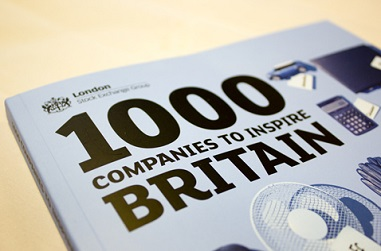 1000 companies to inspire Britain | AES International