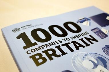 1000 companies to inspire Britain | AES International