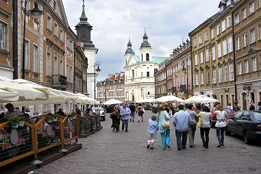 Cost of Living in Warsaw