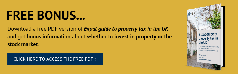 Expat guide to property tax in the UK (Updated for 2019)