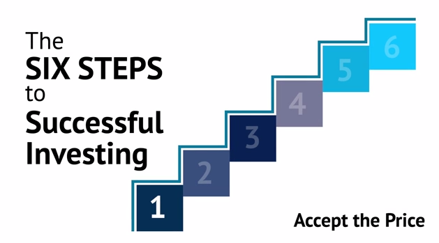 The 6 steps to successful investing