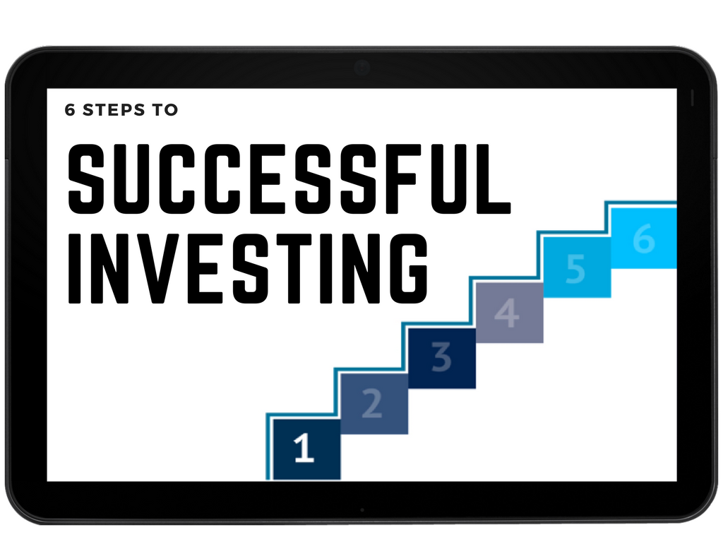 6 steps to successful investing