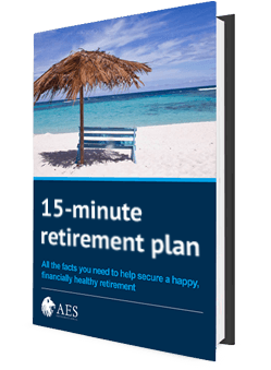 15-minute retirement plan