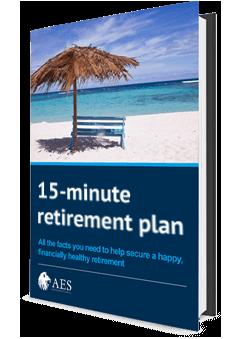 15-minute retirement plan