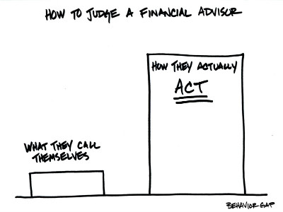 What to look for in a financial advisor?