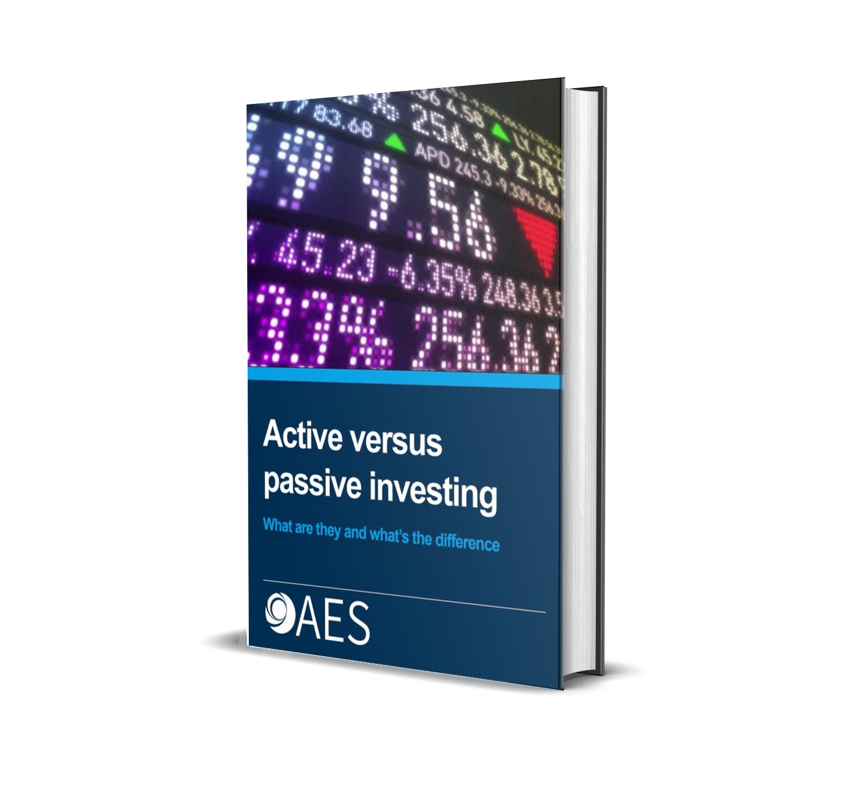 active versus passive investing 2020