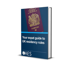 your expat guide to UK residency rules