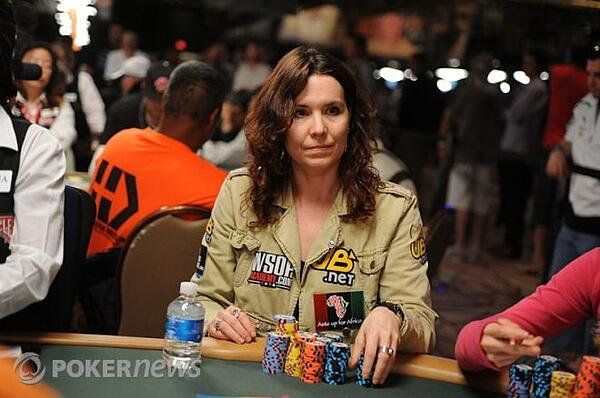 Annie Duke - Poker Champion