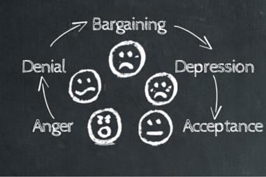 investors' grief cycle