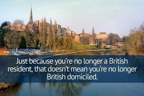 British Domicile