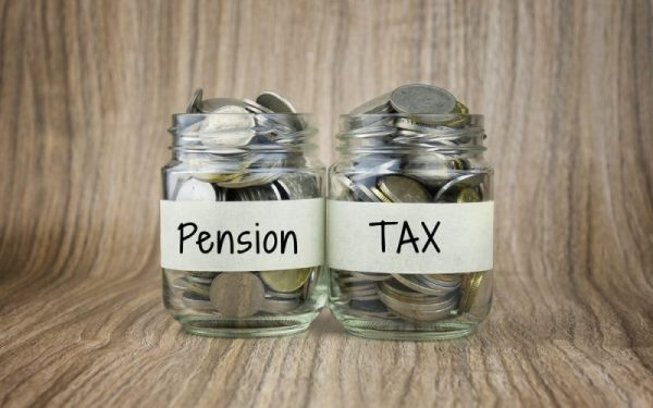 pensions and tax