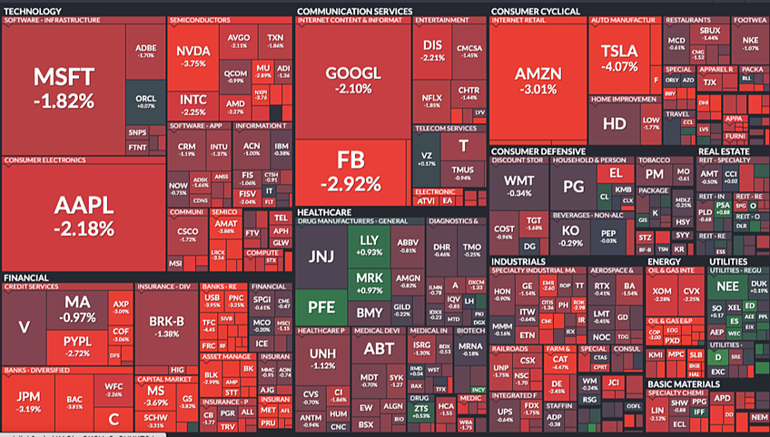 a sea of red - blog-1