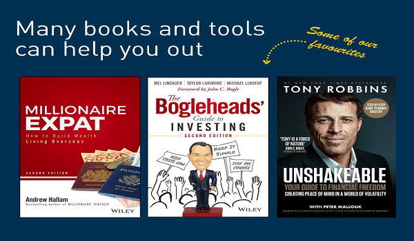 For DIY investing these three books will help you