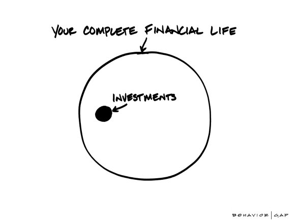 Carl Richards_complete financial life