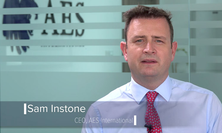 About AES International