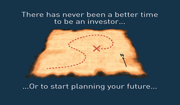 Start investing to plan for your future