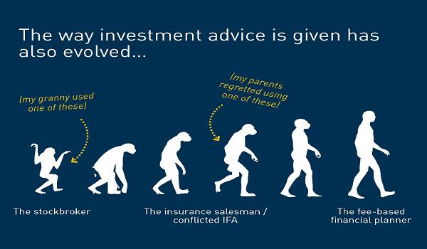 Investment Advice Evolving