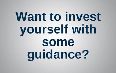 Do-It-Yourself Investing with guidance