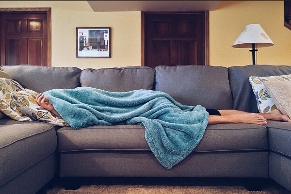 You commit to working out more, hit the gym for two days, and then struggle to get off the couch.