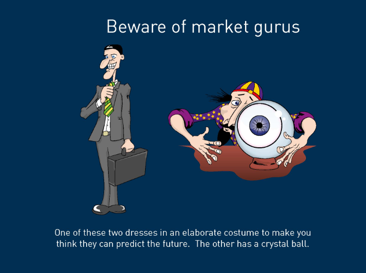 How to avoid being tricked by financial salespeople