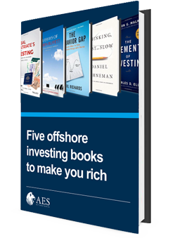5 offshore investing books