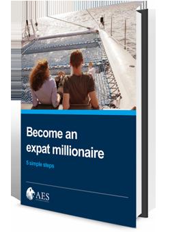 Expat millionaire book