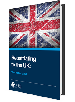 Repatriating to the UK