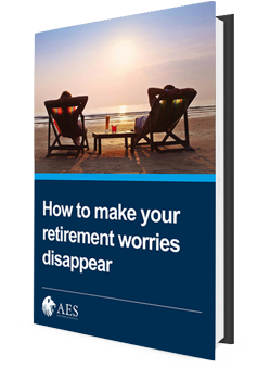Retirement worries disapear