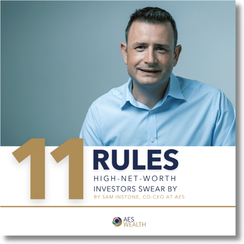 11 rules high-net-worth investors swear by 3d cover