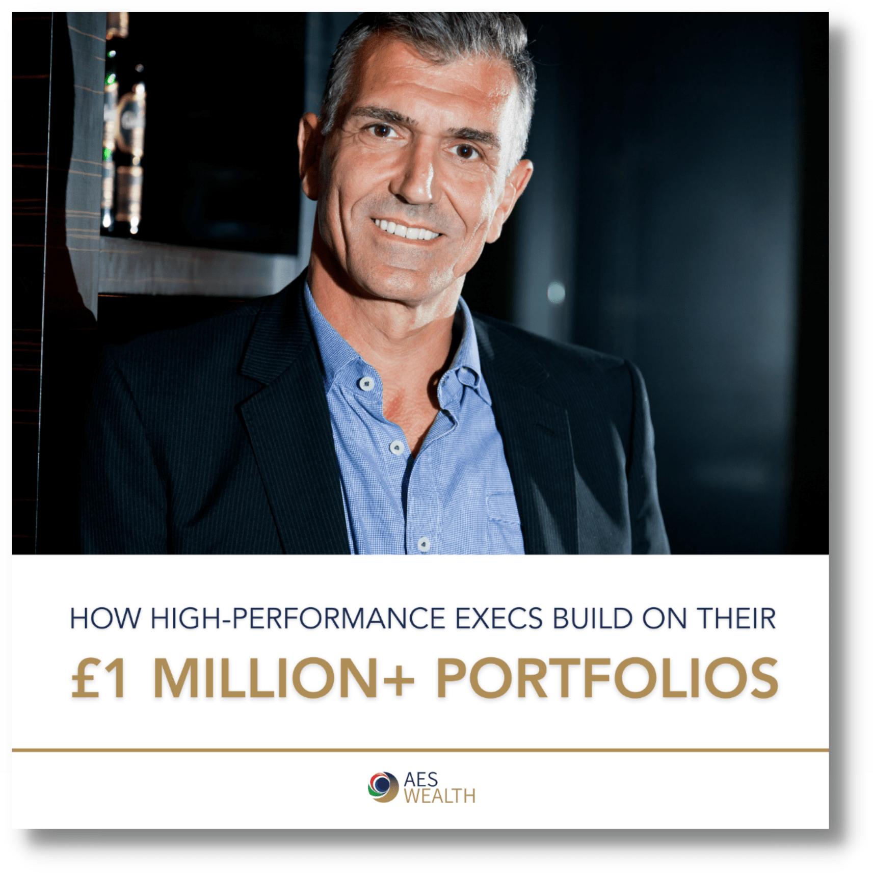 How high-performance execs build on their £1 million+ portfolios 3d cover