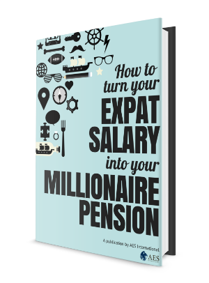 How to turn your expat salary into your millionaire pension