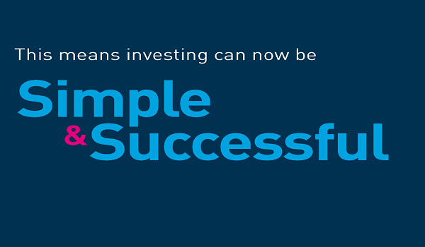 Investing can be simple
