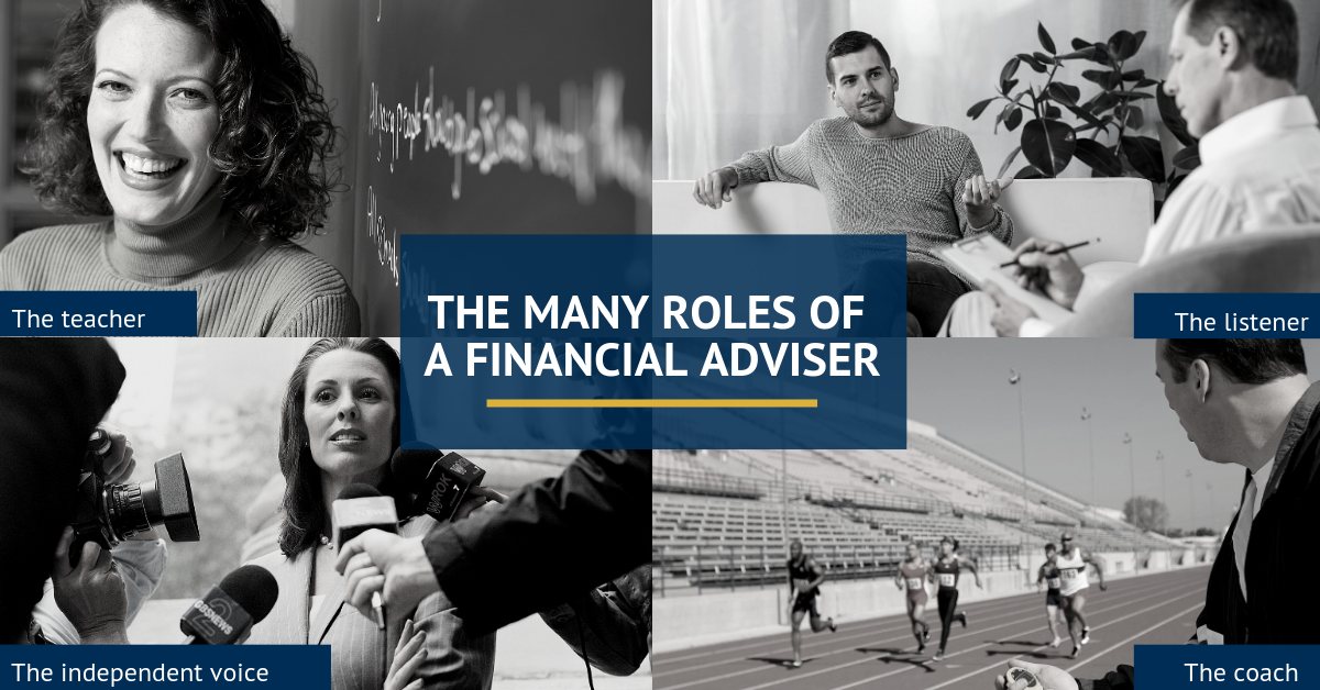 roles of a financial adviser