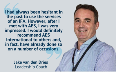 Offshore Private Banking with AES International