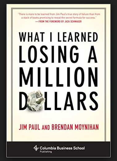 What I Learned Losing One Million Dollars