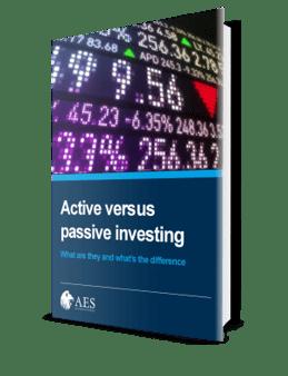 active vs passive ebook cover