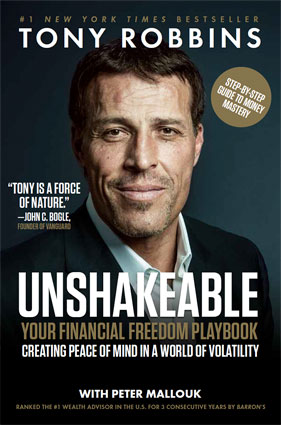 Tony Robbins 'Unshakeable'