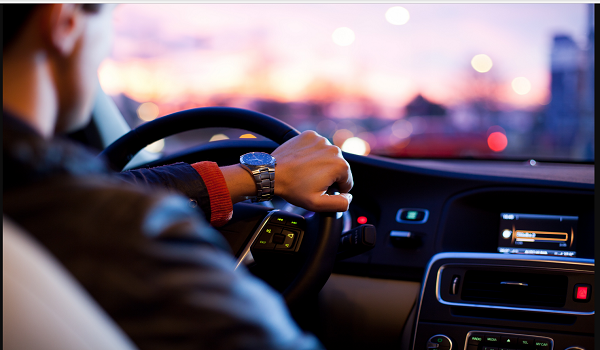 90% of people believe that they're better than average drivers