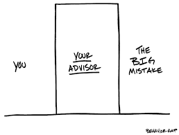 Behaviour Gap - you and your adviser