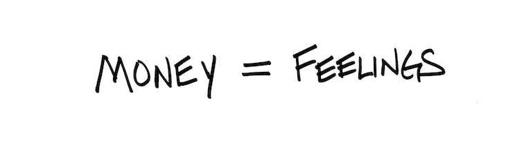 money=feelings
