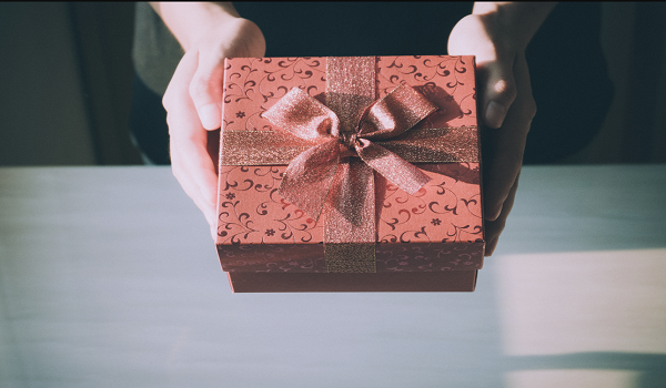 make a family loan a gift instead