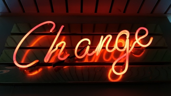 Change the things you are able to.