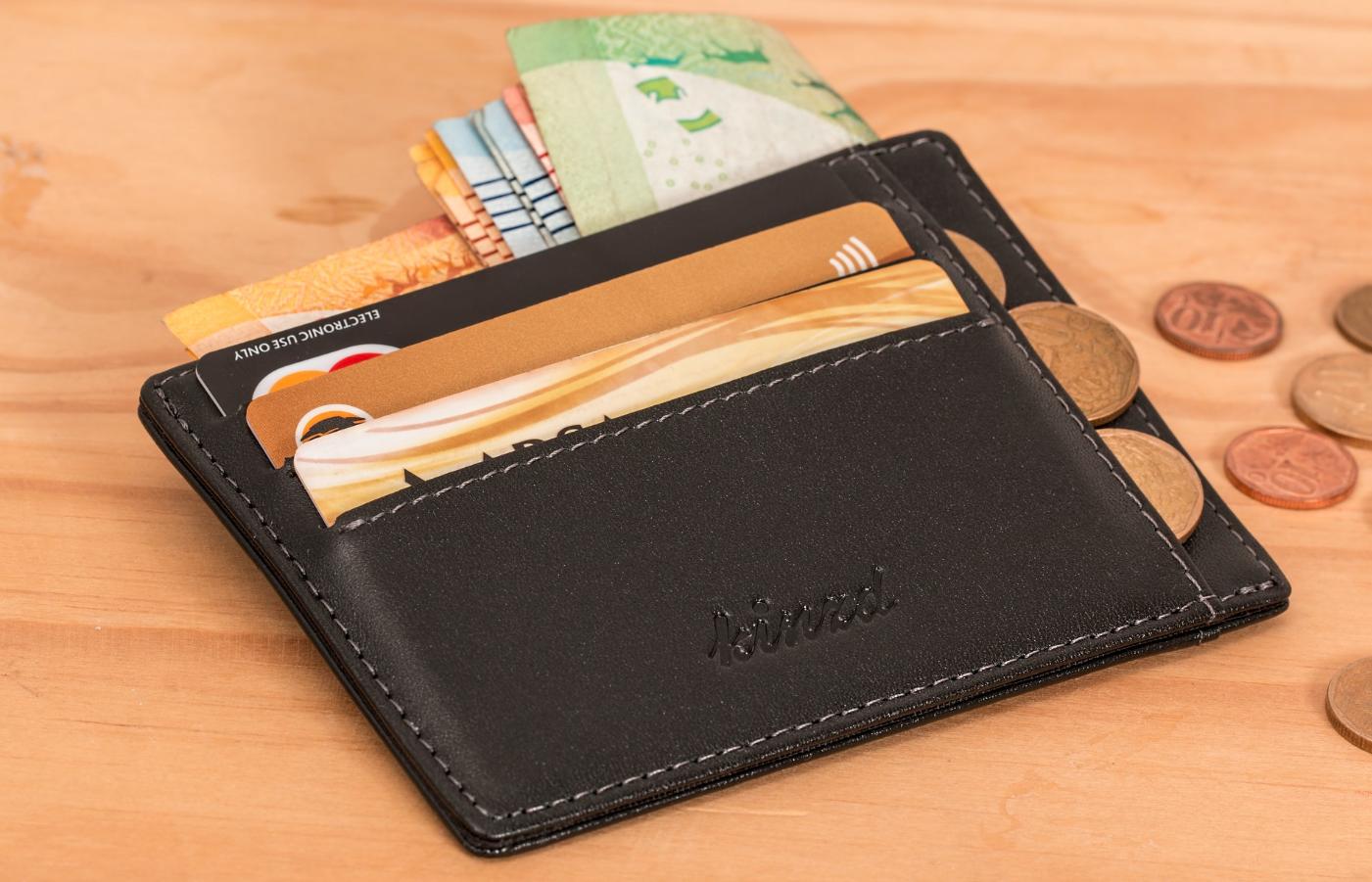 Storing Bitcoins in a digital wallet