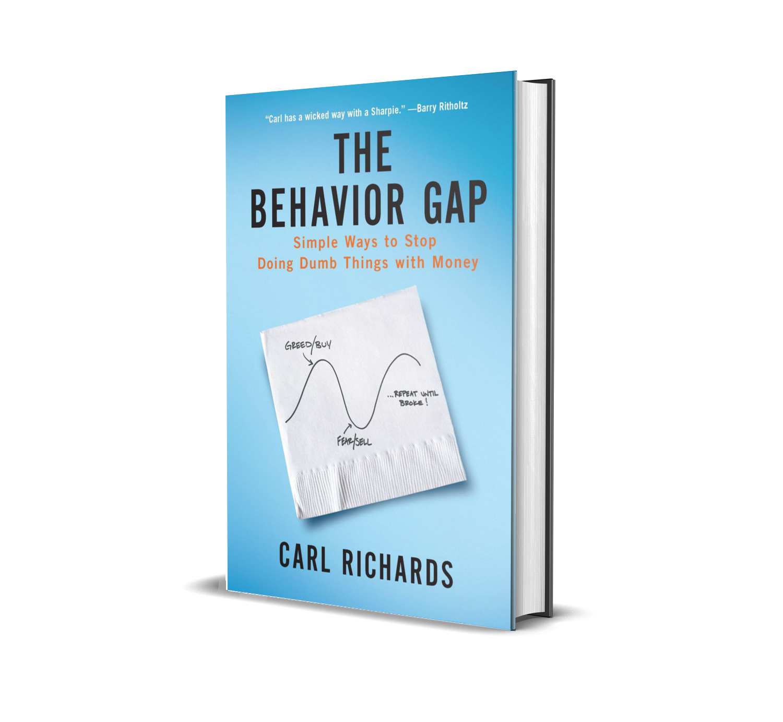 Behavior Gap 3d