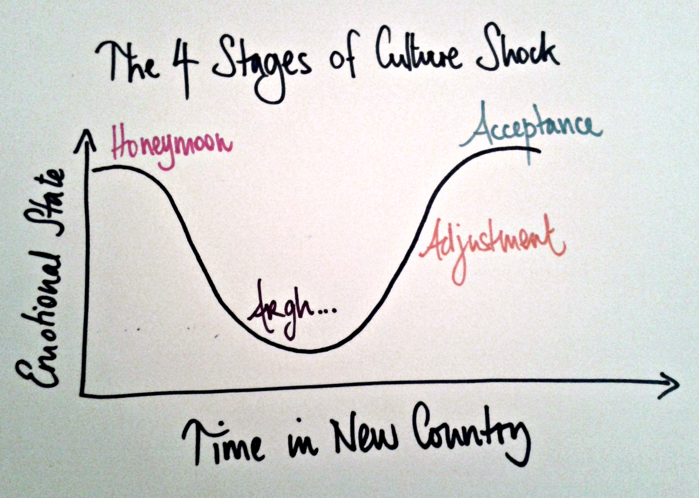 an essay on cultural shock in america