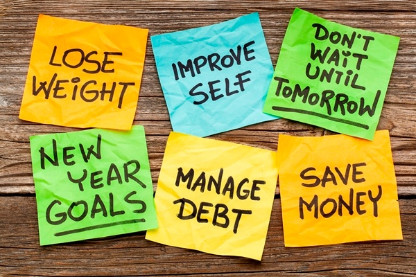 5 steps to a financially fitter you in 2017