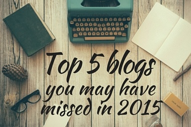 Top 5 finance blogs