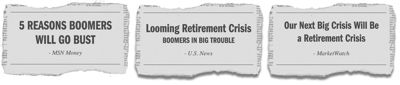 Retirement headlines