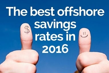Best offshore investment rates