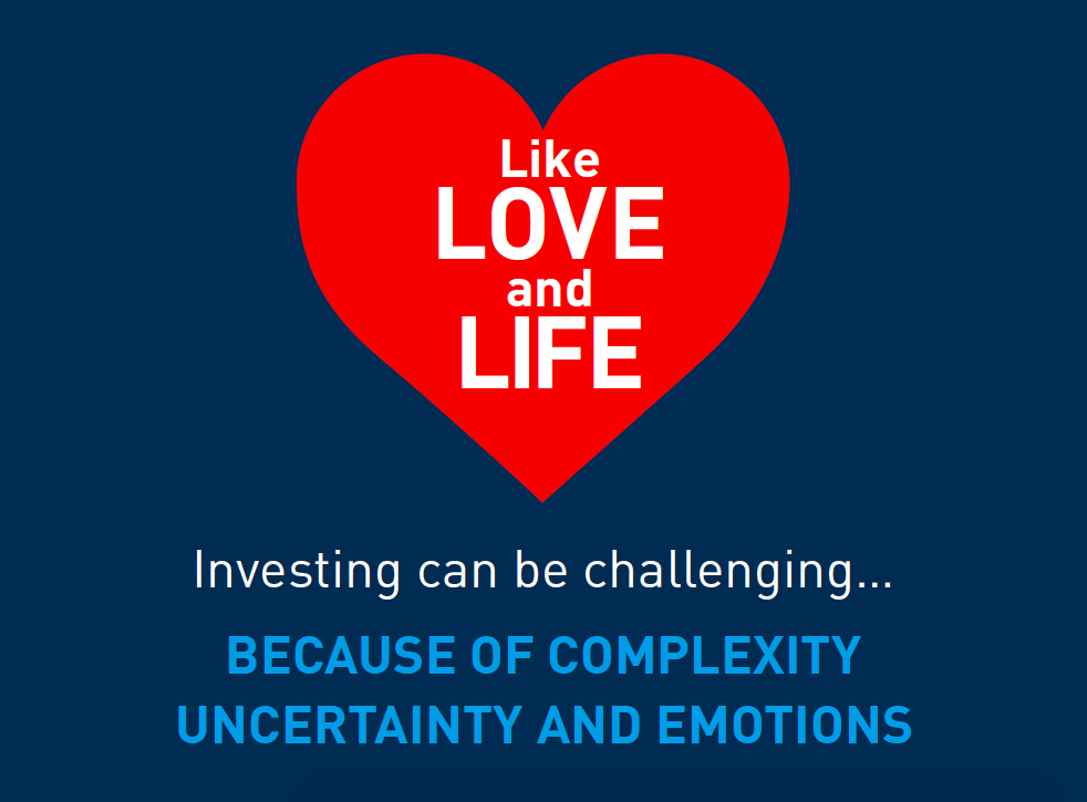 Complex and emotional investing